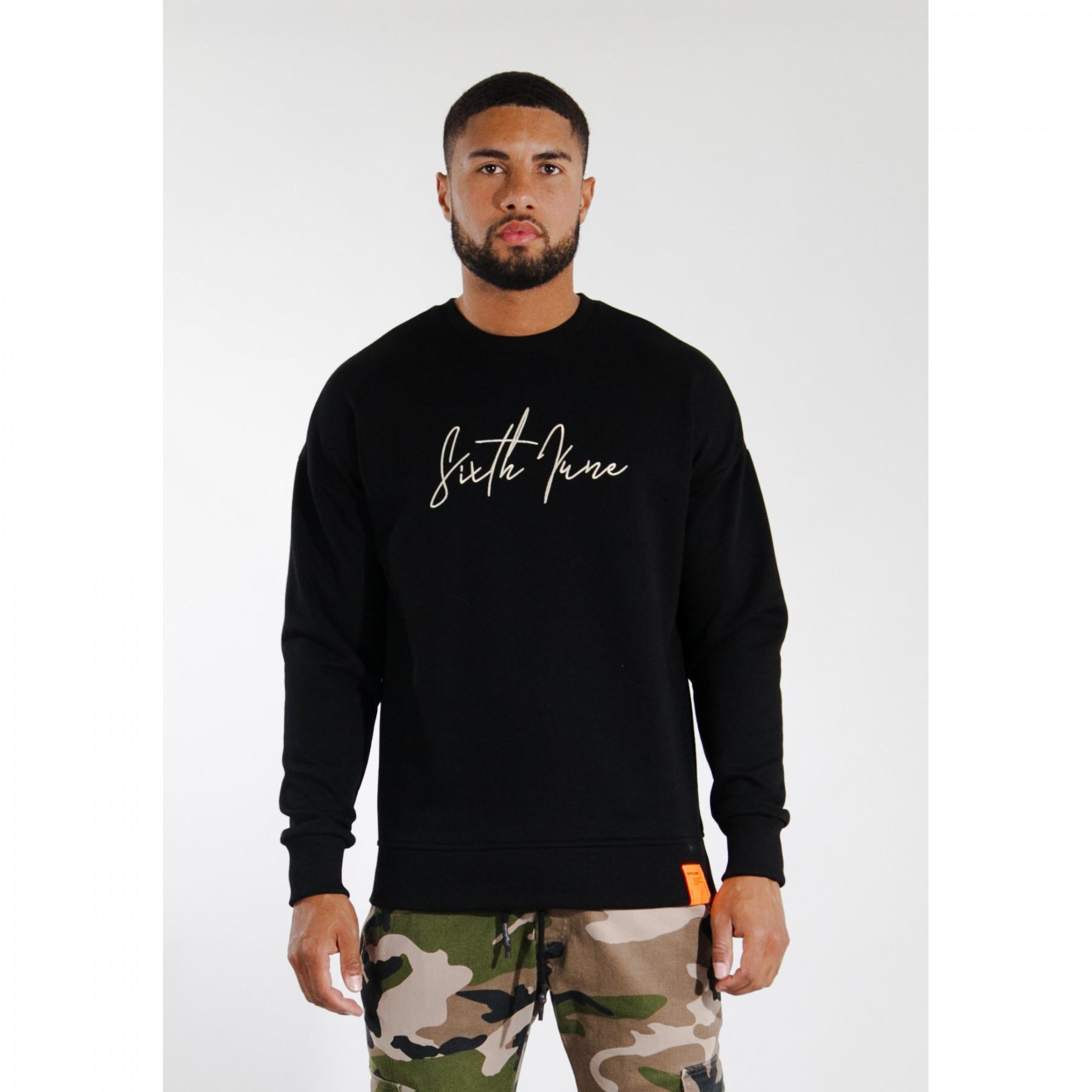 Sixth June Signature Sweatshirt