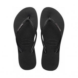 Havaianas Slim Sparkle Women's Flip-flops