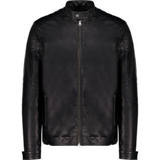 Leather jacket Deeluxe Spider