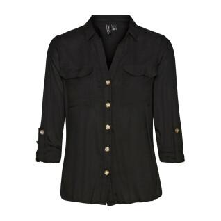 Woman's shirt Vero Moda vmbumpy