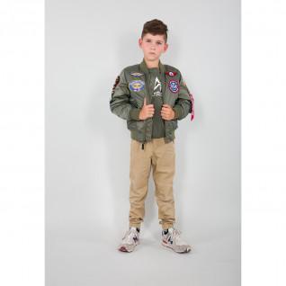 Kids Jacket Alpha Industries MA-1 Patch