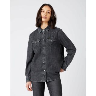 Woman's shirt Wrangler Heritage