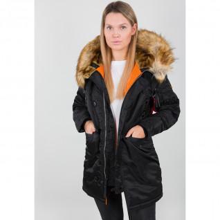 Jacket woman Alpha Industries N3B VF 59