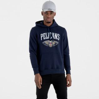 New Era Hoodie with New Orleans Pelicans Team Logo