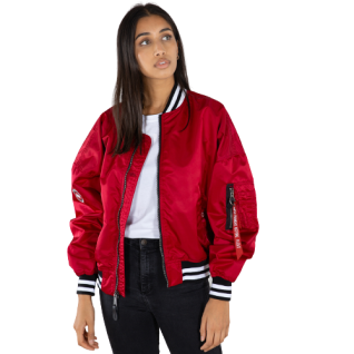 Women's jacket Alpha Industries MA-1 OS Tipped