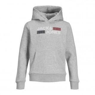 Sweatshirt child Jack & Jones ecorp logo