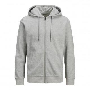 Jack & Jones Basic Zipped Hoodie with hoodie