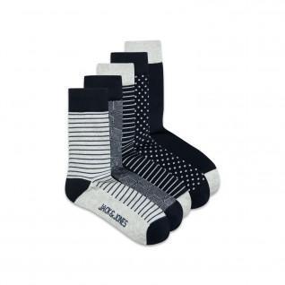 Pack of 5 pairs of Jack & Jones Light Socks