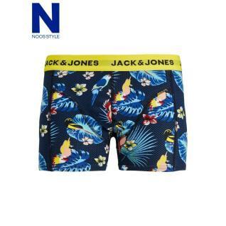 Boxer Jack & Jones Flower Bird