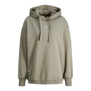 Women's large hooded sweatshirt Jack & Jones cleo