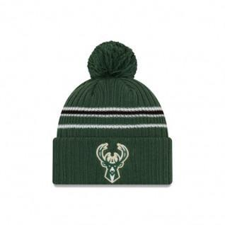 New Era Beanie Bh19 Knit Milwaukee Bucks
