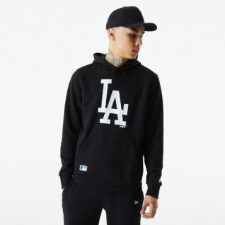 New Era MLB Infill Logo Hoodie Los Angeles Dodgers