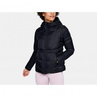 Women's hooded jacket Under Armour Down