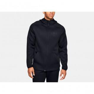 Hooded Full Zip Under Armour MOVE