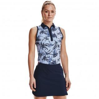 Women's polo shirt Under Armour Zinger sans manches