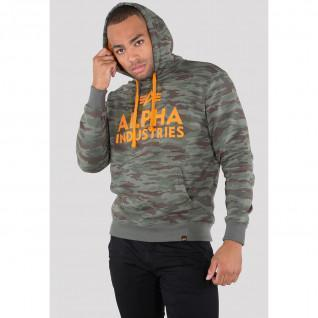 Alpha Industries Foam Print Camo Hoody