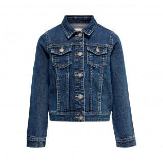 Denim jacket girl Only kids Sara