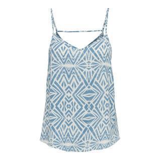 Women's T-shirt Only onlnova life paris singlet aop wovens 9