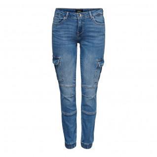 Women's cargo jeans Only Missouri life