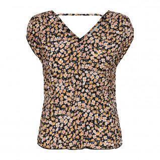Women's T-shirt Only onlfuchsia plisse wovens