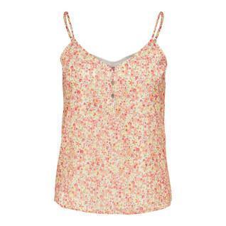 Women's T-shirt Only onlmandi button