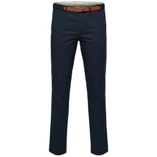 Selected Yard slim pants