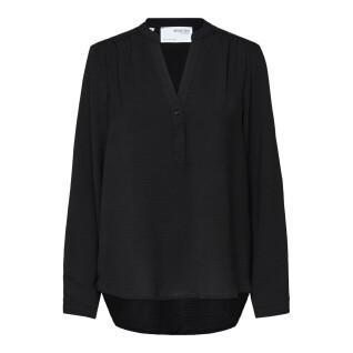 Women's long sleeve shirt Selected Mivia
