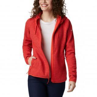 Women's Columbia Pacific Point Zip Hoody Sweatshirt