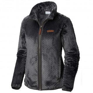 Women's zip-up jacket Columbia Fire Side II Sherpa