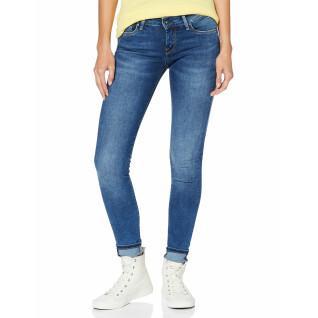 Jean Pepe Jeans Skinny Denim uni