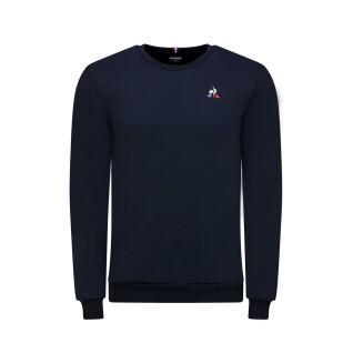 Sweatshirt Le Coq Sportif essential crew sweat plain n°1
