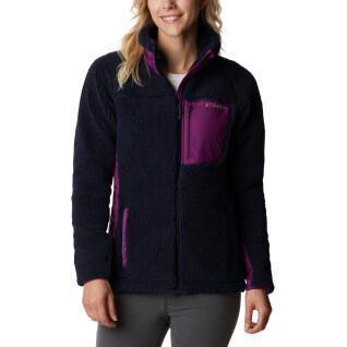 Sweatshirt woman Columbia Archer Ridge II FZ