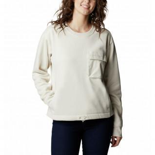 Sweatshirt woman Columbia Lodge III Crew