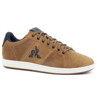 Le Coq Sportif Master court waxy shoes