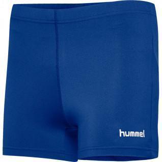 Bib short woman Hummel core hipster