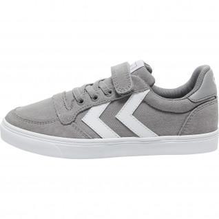 Hummel Slimmer Stadil Low Junior Sneakers