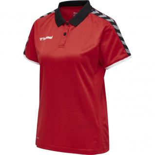 Polo woman Hummel Authentic Functional