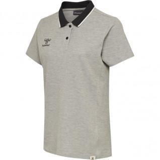 Women's polo shirt Hummel Move