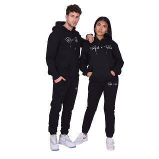 Signature jogging suit with logo embroidery Project X Paris