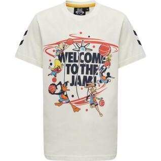 Child's T-shirt Hummel Hmlspace Jam Tres