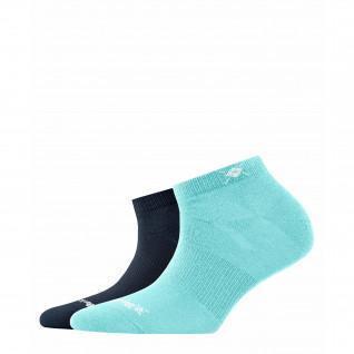 Set of 2 Burlington Everyday women's low socks