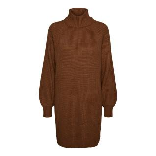 Women's turtleneck dress Noisy May nmtimmy