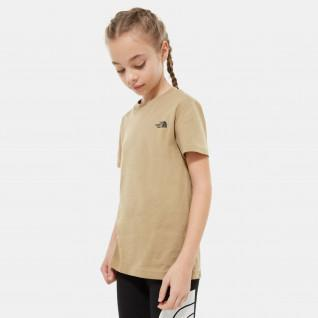 Child's T-shirt The North Face Simple Dome