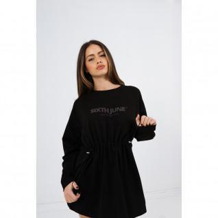 Women's long sleeve dress Sixth June