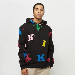 Hooded sweatshirt Karl Kani Retro Logo