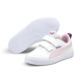 Children's sneakers Puma Courtflex v2 V