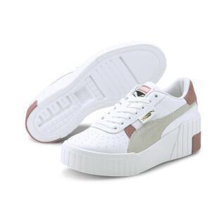 Woman's Puma Cali Wedge Sneakers