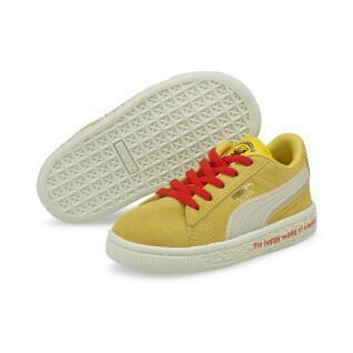 Baby shoes Puma Suede Triplex Haribo AC