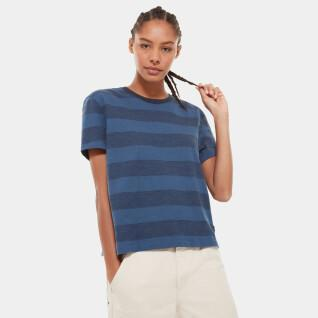 Women's T-shirt The North Face Striped Knit