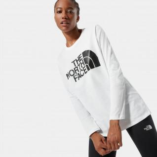Women's long-sleeved t-shirt The North Face Classic